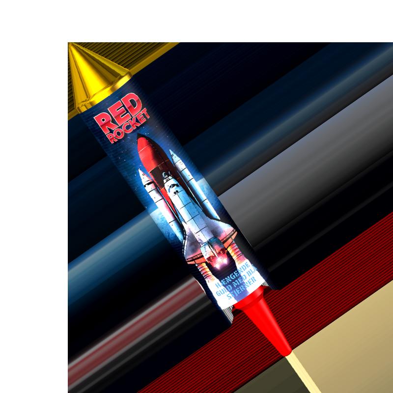 billige fyrværkeri raketter hos Bombebrian - nytårsraketter